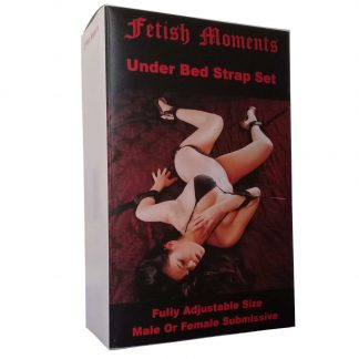 under the bed strap set for a night of fun bondage